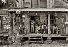 Depression era photograph by Dorothea Lange - July 1939. Gordonton, N.C.