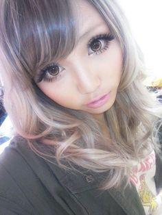 Akihoyo from Ranzuki Magazine