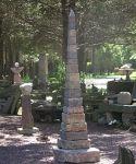 Obelisk.  Steven Snyder