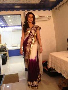Madhuri Dixit's SEXIEST Saree Looks | Bollywood | Slide 27 | Indiatimes Mobile