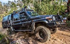 Toyota (christopherbrenes@arquitecto.com) Expedición Costa Rica Best Off Road Vehicles, Land Cruiser 70 Series, Toyota Lc, Expedition Vehicle, Camping, Future Car, Toyota Land Cruiser, Offroad, Monster Trucks