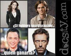 ¿Y tu quién crees que ganaría una discusión entre estos cuatro #personajes? #preguntas #acertijos