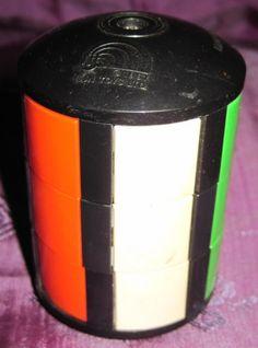 Rubik variant, cylinder..i remember this