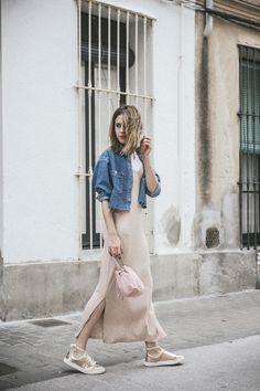 Gana-Sorteo_look_bershka-vestido-con-camiseta-denim-4