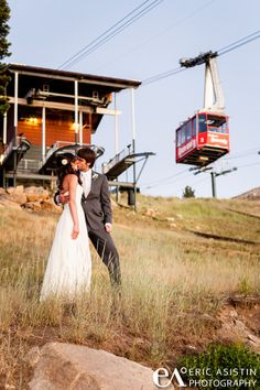 Heavenly Mountain Resort, Mountain Wedding and Reception - South Lake Tahoe, CA #mountainwedding,