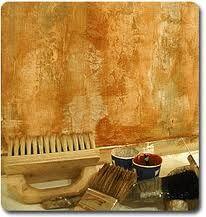 Wände werden zur Themenwelt aus Farbe und Textur.