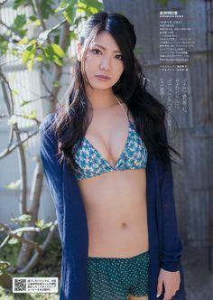 Kuramochi Asuka #mocchi #gravure #bikini
