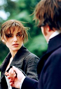 Pride and Prejudice with Keira Knightley