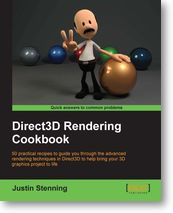 Direct3D Rendering Cookbook review