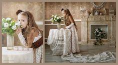 Праздничные платья для принцесс и костюмы для принцев. Платья от 480 руб.