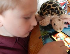 Dr. Panda's & Toto's Treehouse. Thanks for sharing your moments with Toto and Dr. Panda! :)  #Apps #Kids #Turtle