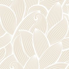 Vecteur : Vector seamless hand-drawn pattern with leaf. Royalty Free Images, Royalty Free Stock Photos, Lotus Design, Textures Patterns, Wall Murals, Backdrops, How To Draw Hands, Leaves, Abstract