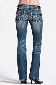 Miss Me Jeans are my favorite. I have too many and always want more!