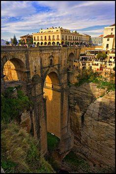 Ronda (Málaga), by @Viaja_con_Ninos