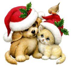 ruth morehead animal pictures | Navidad Ruth Morehead Tiernas Figuras Imgenes Navideas Pictures