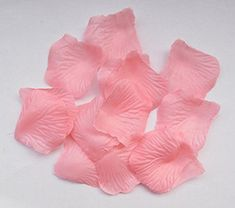1000 rosa seta fiore decorativo nozze petali di rosa disperde Confetti…
