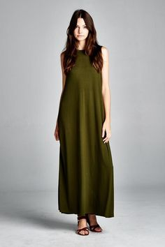 Billie Dress in Verdant