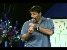 Tony Robbins teaches you four ways to master strategies.