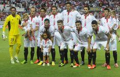 Fase Q4 de la Europa League. Sevilla FC 3-0 Mladost Podgorica.