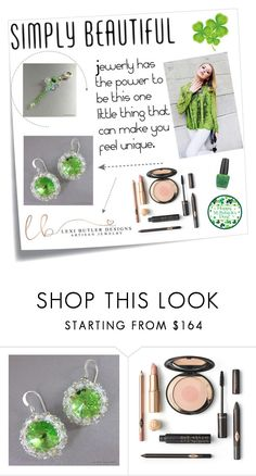 """""""Green luxury - St. Patrick's Day - beautiful green - Lexi Butler Designs #1"""" by almir-djulo ❤ liked on Polyvore featuring Post-It, GREEN and lexibutler"""
