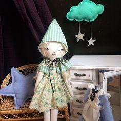 "299 Likes, 16 Comments - Mini Boheme * Veronique (@miniboheme) on Instagram: ""Sister dolls in my favourite colour palette  #customdolls"""