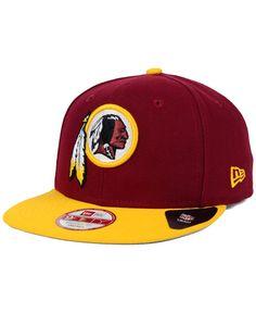 New Era Washington Redskins 9FIFTY Snapback Cap Men - Sports Fan Shop By  Lids - Macy s 39e4e1dc3