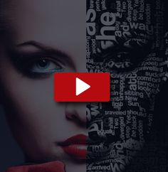 Watch the above video tutorial for demonstration Typo Portrait Pro Photoshop Action Typo Portrait Pro is a Photoshop Action to convert your simple image to Typographic master piece. Results are v...