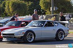 Datsun 240z Rota Wheels