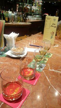 'Whiskytasting' aus dem Reiseblog 'Über Weihnachten auf den Kanaren: Urlaub im Dorado Beach auf Gran Canaria'