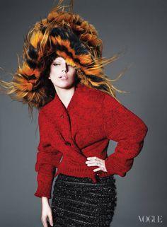 Lady Gaga Vogue US
