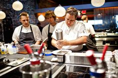 100 Very Best Restaurants 2015: No. 81 Rogue 24 | Washingtonian