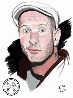 Corey Taylor - Otros | Dibujando.net