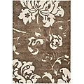 nuLOOM Handmade Pino Beige Spring Season Floral Rug (8'3 x 11') - Overstock™ Shopping - Great Deals on Nuloom 7x9 - 10x14 Rugs