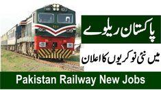 Pakistan Railway New Jobs 2019 Govt Jobs In Pakistan, Latest Jobs In Pakistan, Pakistan Railways, Free Software Download Sites, Job Center, Apply Online, New Job, How To Apply, Education