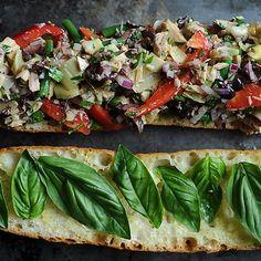 Pan Bagnat:  Le French Tuna Salad Sandwich Recipe on Food52 recipe on Food52