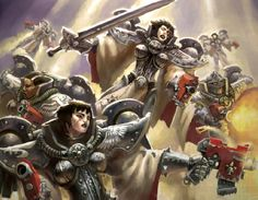 Image result for sisters of battle