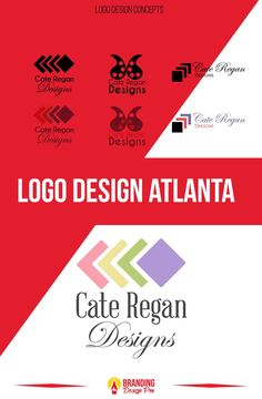 Atlanta logo design graphic designer. Looking for an Atlanta logo designer. Over the years I've worked with many clients to help them bring their brand identity and vision to life visually. Visit brandingdesignpro.com for prices and for more info. Logos starting as low as $157. Schedule a FREE consultation call today. ( logo design, brand identity design, custom logo design, Atlanta logo design) #logodesign #logos #graphicdesign #graphicdesigner #logodesigner Vector Logo Design, Best Logo Design, Brand Identity Design, Custom Logo Design, Branding Design, Freelance Graphic Design, Graphic Design Services, Logo Branding, Logos