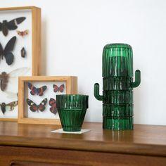 Kit de copos Saguaro Cactus - Doiy Design