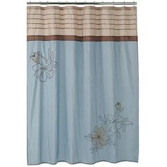 Kohl's - $50 - Not in any stores nearby - Croft and Barrow Amelia Fabric Shower Curtain