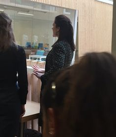 Princess Mary opened a new social and health school