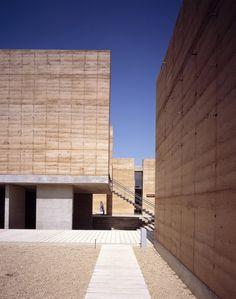 Galería - Escuela de Artes Visuales de Oaxaca / Taller de Arquitectura-Mauricio Rocha - 21