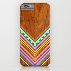 Aztec Arbutus iPhone & iPod Case by House Of Jennifer | Society6