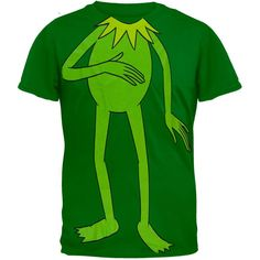 Muppets - Kermit Body Costume T-Shirt