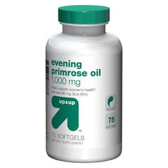Evening Primrose Oil helps provide nutritional support for women.** Evening primrose oil is a source of the important unsaturated fatty acid Gamma-Linolenic Acid (GLA). GLA is a precursor to prostaglandins, action- specific biomolecules that regulate many important functions in cells.