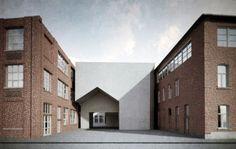 Aires Mateus Chosen to Design University of Architecture, Tournai | ArchDaily