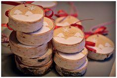 wooden decors x-mas | drewniane bombki