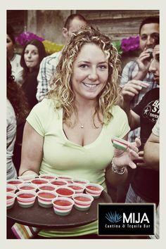 Jello shots anyone?!