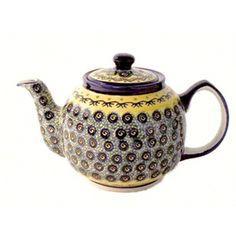 Polish Pottery Tea Pot