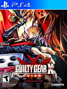 Guilty Gear Xrd SIGN Limited Edition - PlayStation 4 Aksys http://www.amazon.com/dp/B00NJ07B46/ref=cm_sw_r_pi_dp_4HBBwb0HQ622Q