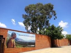 One day in Johannesburg, South Africa. Visiting the Apartheid Museum, one of the city's top sights.